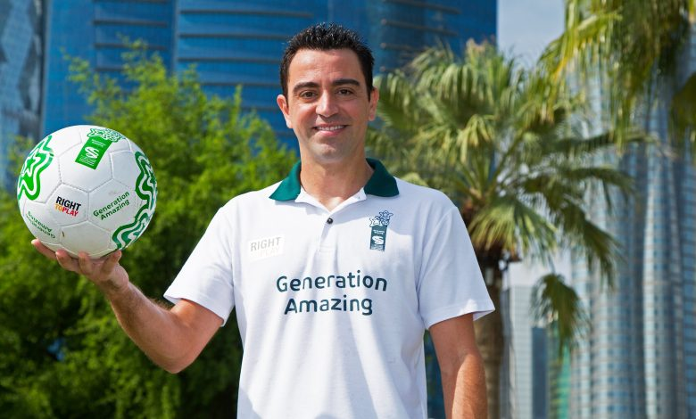 Xavi and his wife donate one million euros to a hospital in Barcelona to fight coronavirus