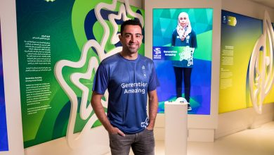 Photo of Xavi to share health and fitness tips in Generation Amazing live stream