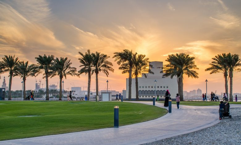 Public visits to restaurants and shopping centres in Qatar fall by 51% as social distancing measures kick in