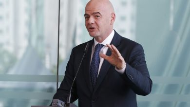 Photo of Infantino: Current conditions will not affect the World Cup 2022