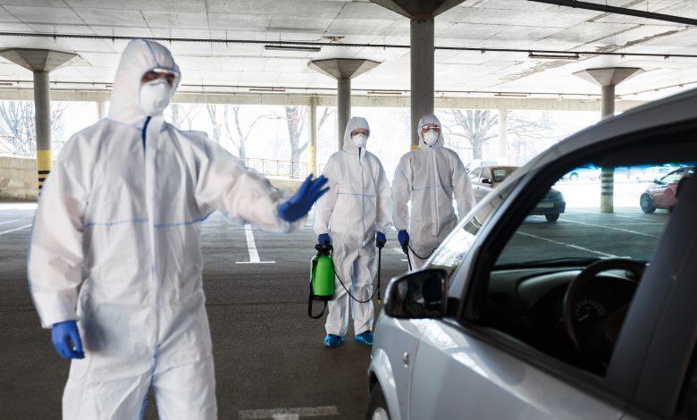 NHRC reviews precautionary procedures in workers' housing, quarantine