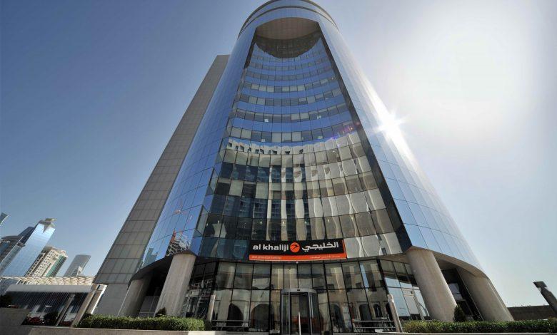 al khaliji reports net profit of QR177m for first quarter