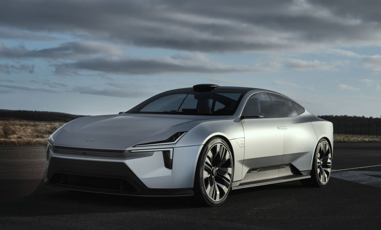 Photo of Polestar shares more details about its Precept concept electric sedan