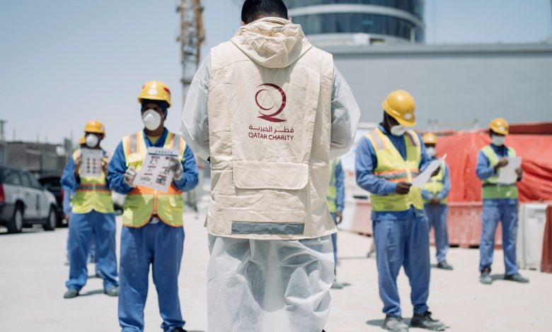 Qatar Charity facilitates Zakat calculation and payment service