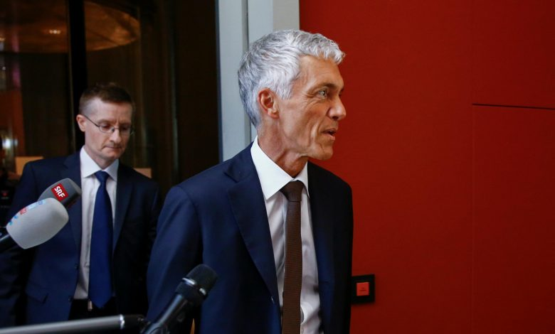 Switzerland launches impeachment process against attorney general