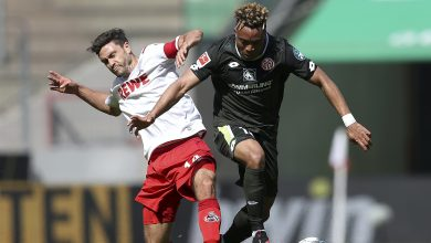 Photo of Cologne waste two-goal lead in draw with Mainz
