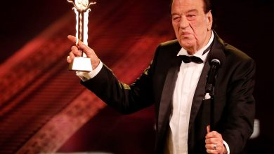 Photo of Egyptian actor Hassan Hosny dies aged 89