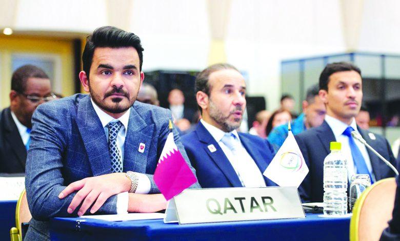Joaan bin Hamad Al Thani: Qatar has all the elements to host more tournaments