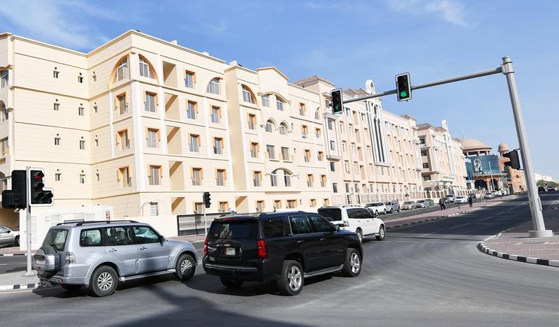 Ashghal opens Al Nasr Street, Al Mirqab Al Jadeed Street and four intersections to traffic