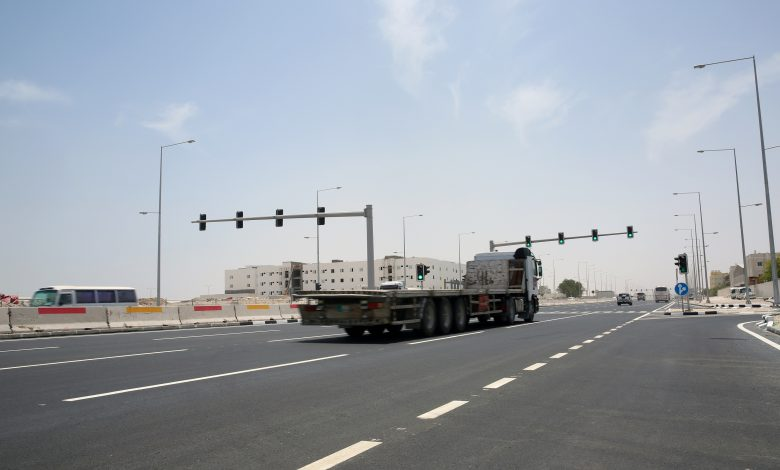 New entry and exit procedures for Street 34 to Street 54 in Industrial Area