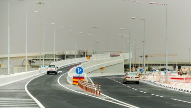 Photo of Construction works start on D-Ring road upgrading project