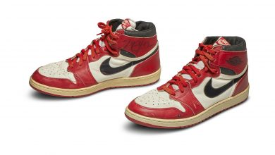 Photo of Air Jordan 1 Break Record for Most Expensive Sneakers Ever Sold