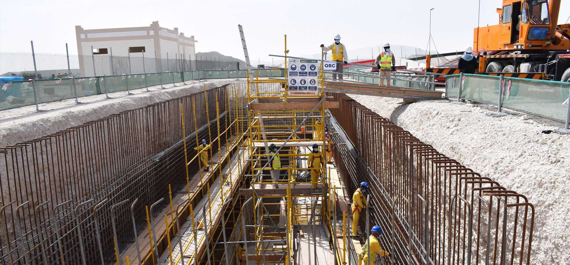 Ashghal Wins Two International Safety Awards