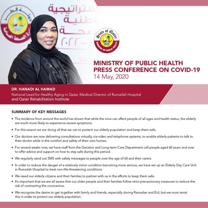 Key messages of the Ministry of Public Health's press conference on COVID-19