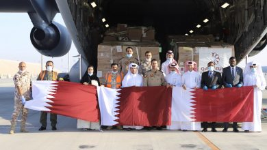 Qatar sends urgent medical assistance to Somalia to support efforts to combat coronavirus pandemic