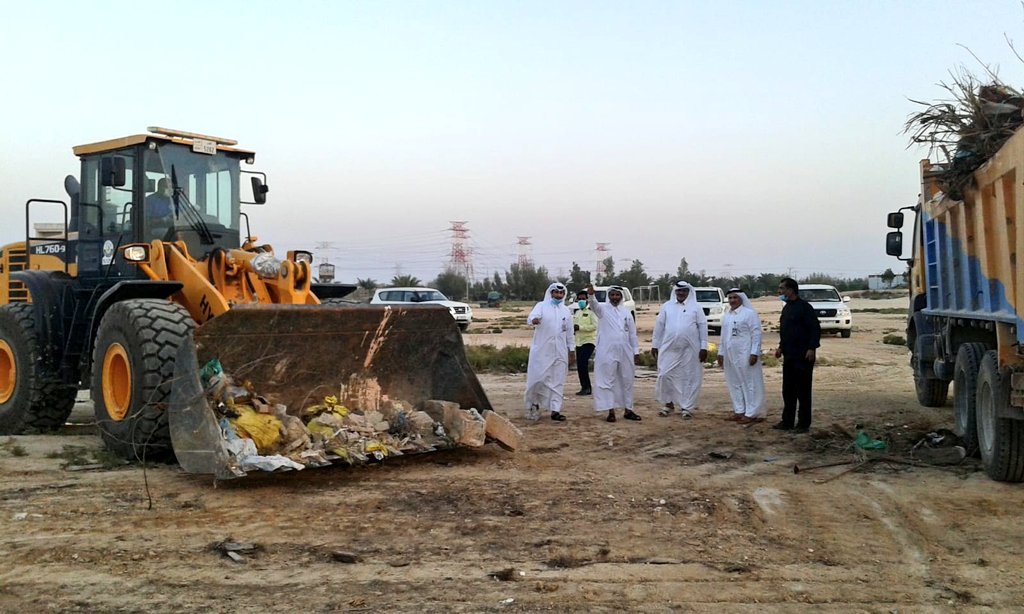MME removes 560 tonnes of waste in an inspection campaign on homesteads
