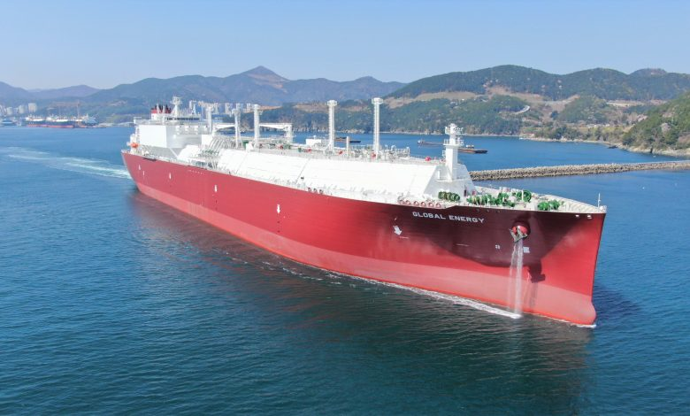 Nakilat takes delivery of newbuild LNG carrier