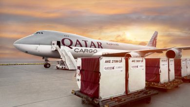 Photo of Qatar Airways Cargo transports vaccines to India