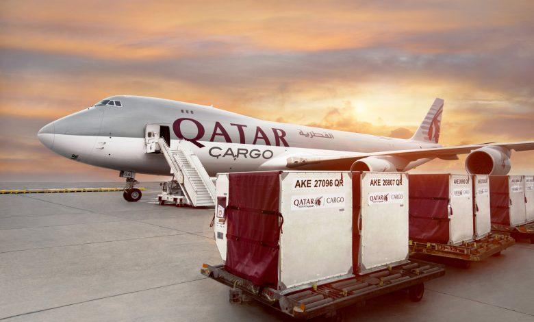 Qatar Airways Cargo transports vaccines to India