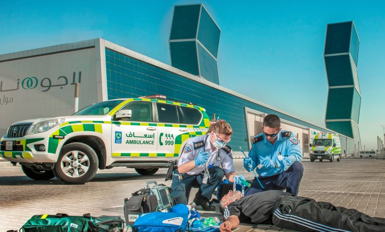 Over 1,000 emergency calls made in Qatar each day as demand for ambulances jumps 30%