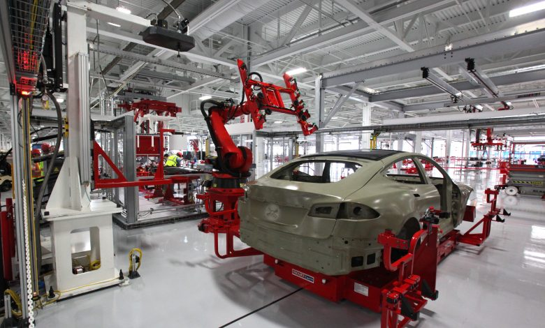 More than 80% of car factories are back in operation around the world
