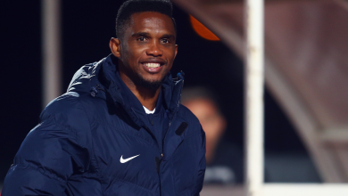 Photo of Eto'o to go live on Instagram with Generation Amazing