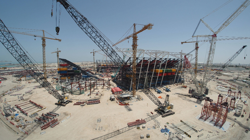 Ras Abu Aboud Stadium: A truly unique sustainable project