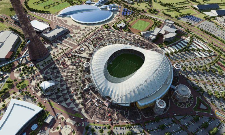 AFC selects Khalifa International Stadium as one of Asia's finest stadiums