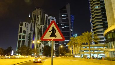 Photo of Traffic violations fall by 30% in March