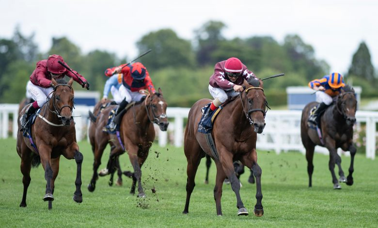 QRL's The Lir Jet wins Norfolk Stakes Gr2 at Royal Ascot