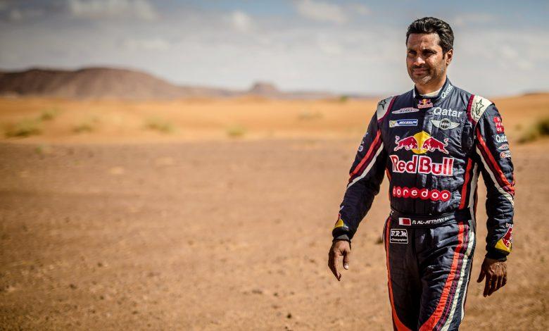 World champion Nasser Al-Attiyah takes part in the 43rd Dakar Rally