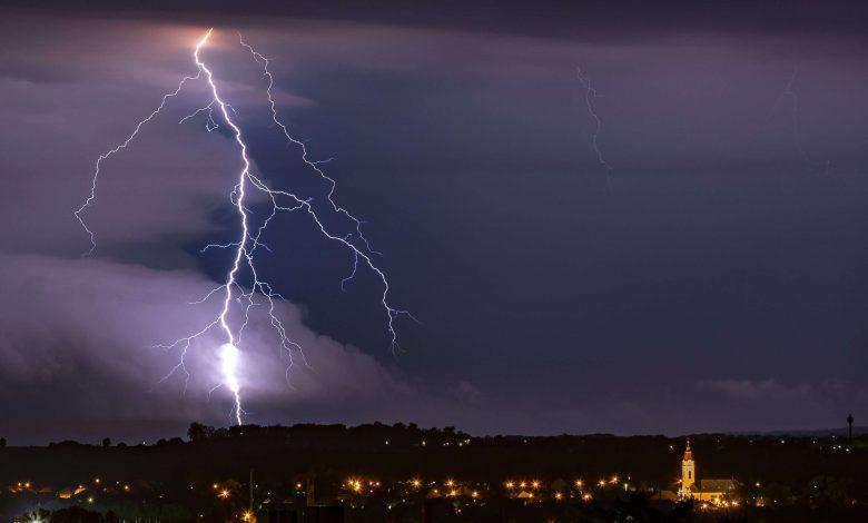 Brazil 'megaflash' sets lightning record
