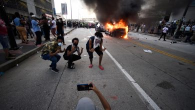 Photo of U.S. assessment finds opportunists drive protest violence, not extremists