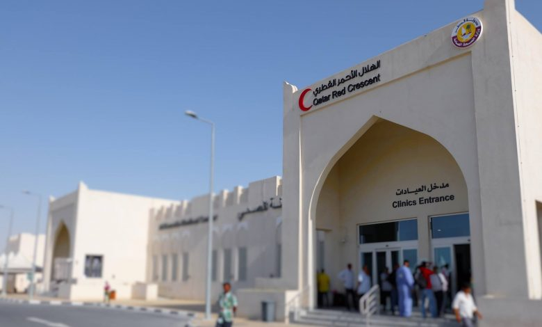 QRCS provides health care for 45,000 beneficiaries in Afghanistan