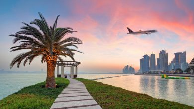 Photo of Qatar Airways network increases to more than 270 weekly flights to over 45 destinations