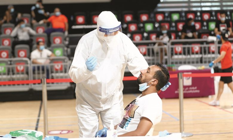 Coronavirus tests pave the way for QSL teams to return to training