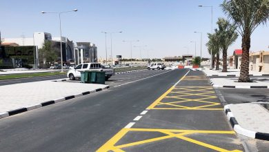 Photo of Completion of Al Jazira Al Arabiya Street main Upgrading Works and Opening it to Traffic