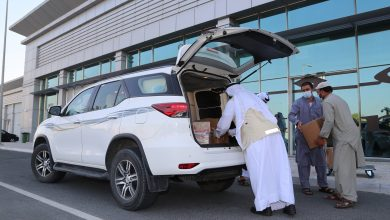 Photo of Qatar Charity distributes 3,600 food parcels to those affected by Covid-19