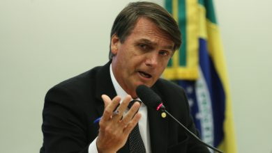 Photo of Brazilian president threatens to quit World Health Organization