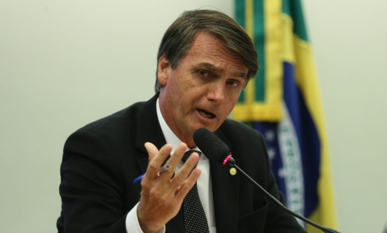 Brazilian president threatens to quit World Health Organization