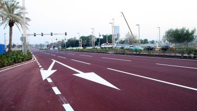 Photo of Partial closure on Omar Al Mokhtar Street, Al Bidda Street and Al Markhiya Street
