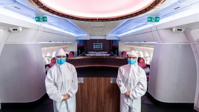 Photo of Qatar Airways: 99.9% of travelers are coronavirus-free during 37,000 flights