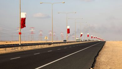Photo of Ashghal Partially Opens New Bridge along Sabah Al Ahmad Corridor