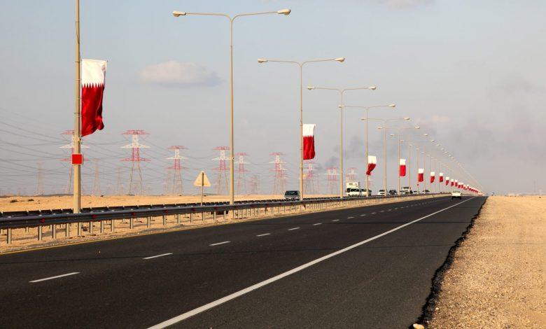 Ashghal Partially Opens New Bridge along Sabah Al Ahmad Corridor