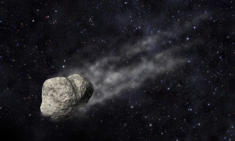 NASA: Giant asteroid to approach Earth this week