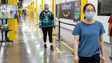 Photo of Amazon to use AI tech in its warehouses to enforce social distancing