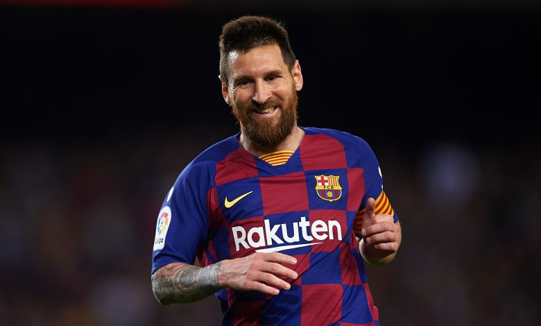 Lionel Messi 'To Stay At Barcelona Until 2021'