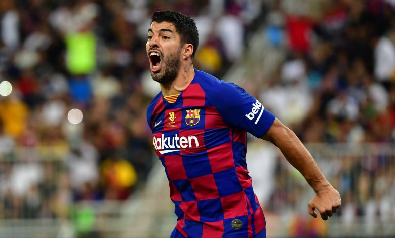 Suarez fit for Mallorca clash, Barcelona confirm