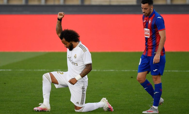 Real Madrid resumes season with 3-1 victory