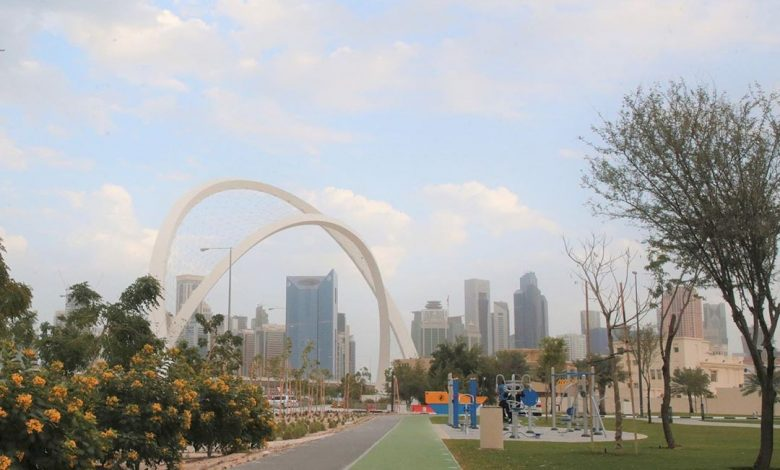 Al Janoub Park and Al Ersal Park reopened